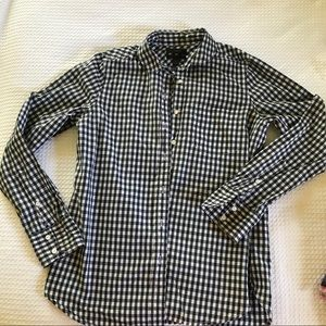 J.Crew women's button down